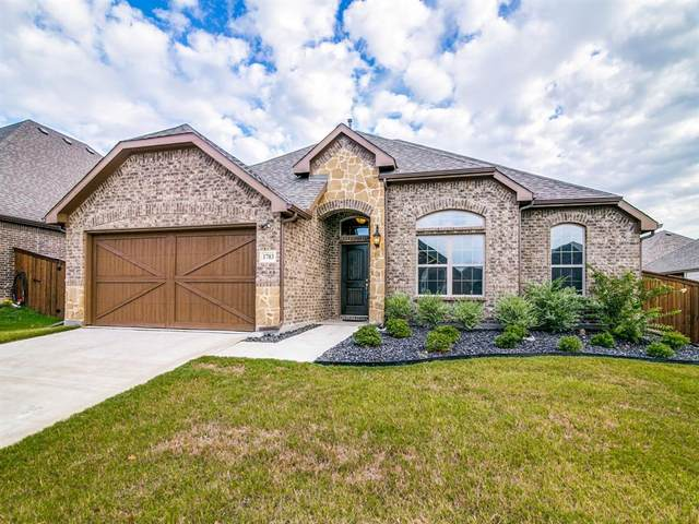 1783 Amalfi Drive, McLendon Chisholm, TX 75032 (MLS #14432005) :: Frankie Arthur Real Estate