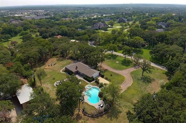 140 Jellico Circle, Southlake, TX 76092 (MLS #14432171) :: Real Estate By Design