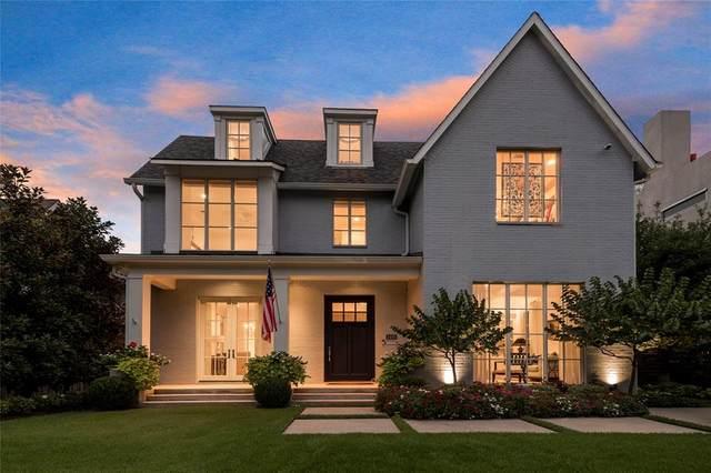 3406 Harvard Avenue, Highland Park, TX 75205 (MLS #14432431) :: Potts Realty Group