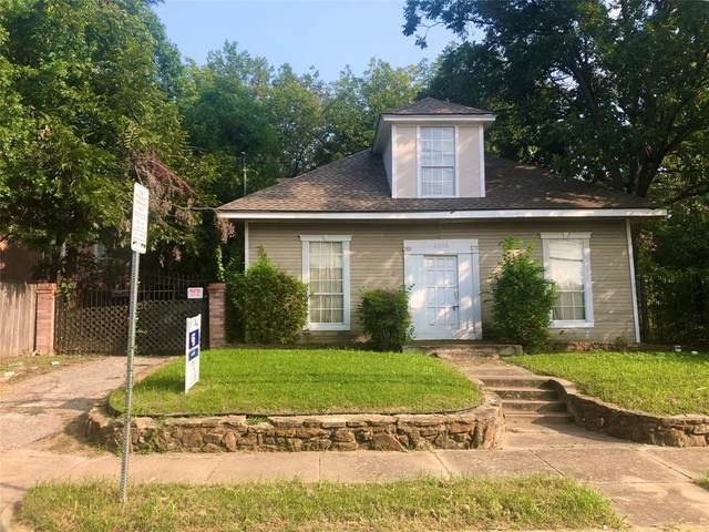 4008 Munger Avenue, Dallas, TX 75204 (MLS #14432580) :: The Mitchell Group