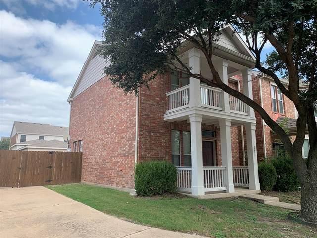 2633 Ezekial Way, Plano, TX 75074 (MLS #14433175) :: The Hornburg Real Estate Group