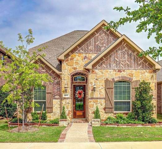 1005 Tuscany Trail, Euless, TX 76039 (MLS #14433184) :: Keller Williams Realty