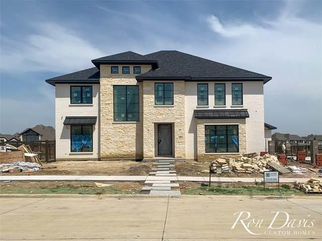 3328 Santa Bella, Frisco, TX 75034 (MLS #14433368) :: Team Hodnett