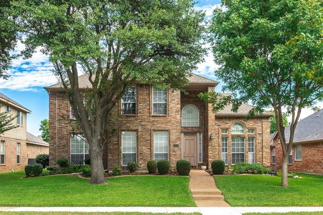 7804 Clark Springs Drive, Plano, TX 75025 (MLS #14433489) :: The Paula Jones Team | RE/MAX of Abilene