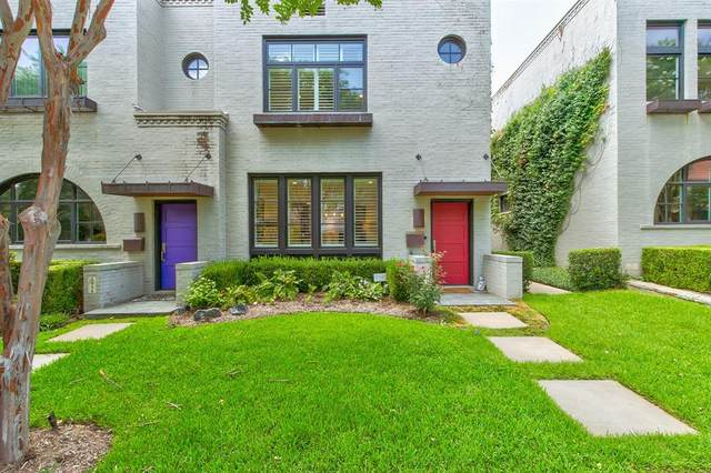 3313 W 6th Street, Fort Worth, TX 76107 (MLS #14433527) :: The Hornburg Real Estate Group