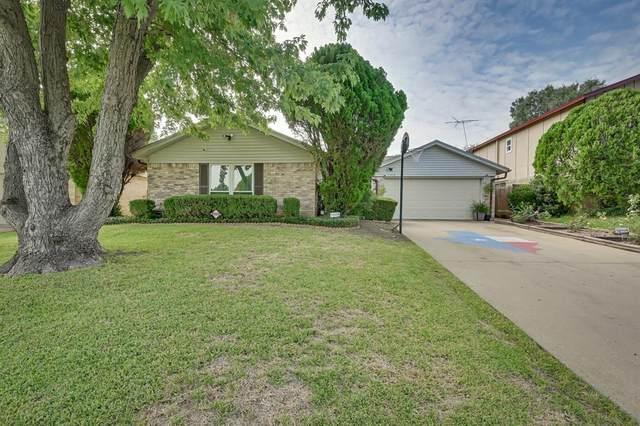 7305 Southridge Trail, Fort Worth, TX 76133 (MLS #14433748) :: Keller Williams Realty