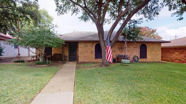 1607 San Antone Lane, Lewisville, TX 75077 (MLS #14433958) :: North Texas Team | RE/MAX Lifestyle Property