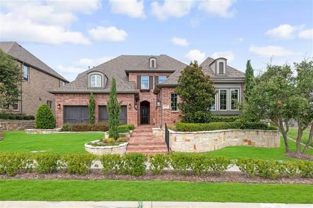 8216 Cottage Drive, Mckinney, TX 75070 (MLS #14434050) :: The Kimberly Davis Group