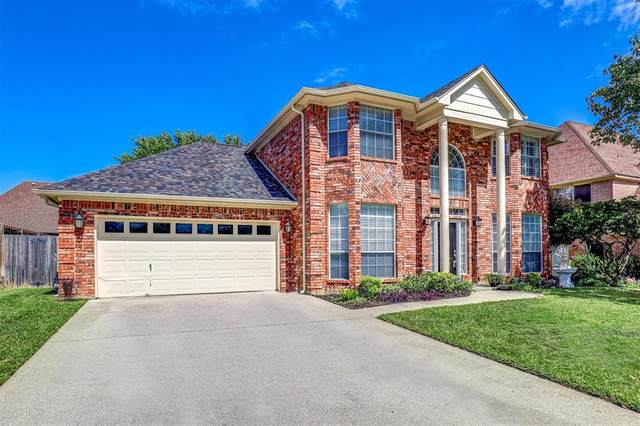 3113 Willow Creek Way, Bedford, TX 76021 (MLS #14434238) :: The Mitchell Group
