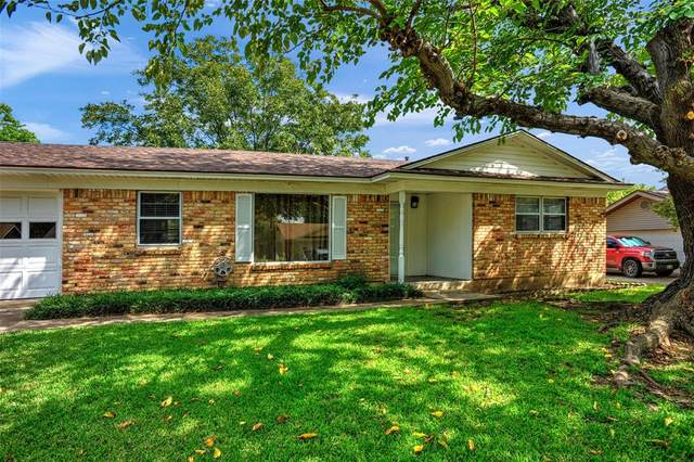 2713 Dover Drive, Sherman, TX 75092 (MLS #14434449) :: Team Tiller