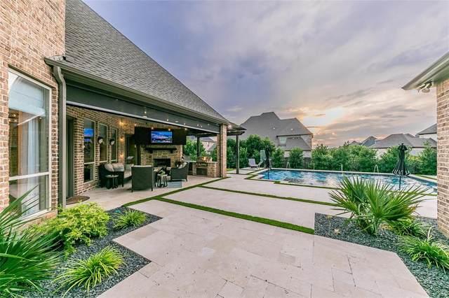2012 Vail Road, Southlake, TX 76092 (MLS #14434763) :: Team Tiller