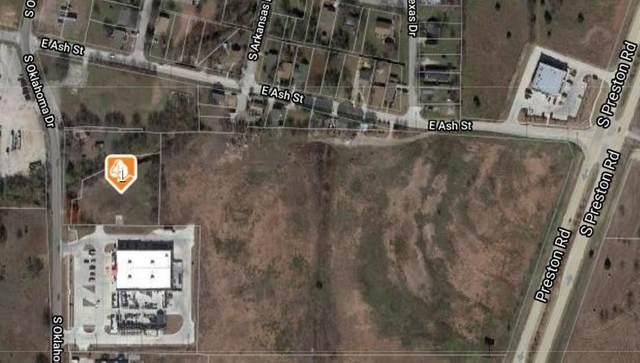 516 S Oklahoma Drive, Celina, TX 75009 (MLS #14434976) :: The Kimberly Davis Group