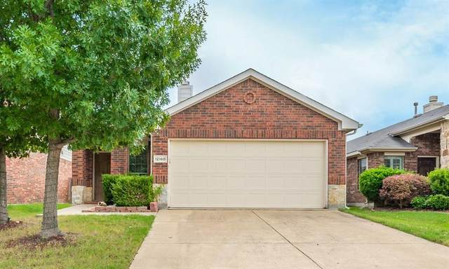 12160 Walden Wood Drive, Fort Worth, TX 76244 (MLS #14435013) :: Frankie Arthur Real Estate