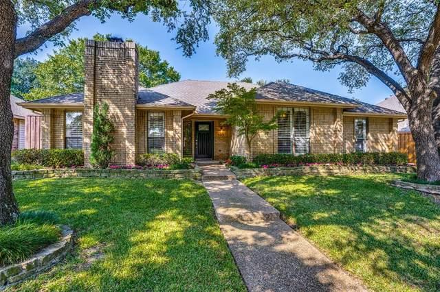 4119 Seabury Drive, Dallas, TX 75287 (MLS #14435025) :: Team Tiller