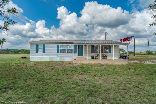 850 County Road 275, Tuscola, TX 79562 (MLS #14435198) :: ACR- ANN CARR REALTORS®
