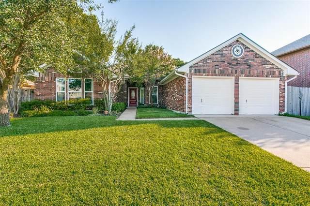 509 Post Oak Road, Grapevine, TX 76051 (MLS #14435235) :: RE/MAX Pinnacle Group REALTORS