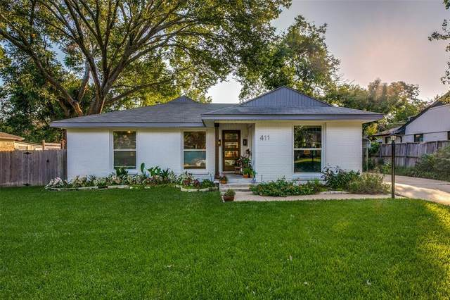 411 Parkhurst Drive, Dallas, TX 75218 (MLS #14435296) :: Bray Real Estate Group