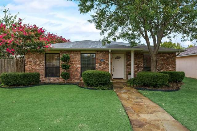 5004 Roberts Drive, The Colony, TX 75056 (MLS #14435356) :: The Kimberly Davis Group