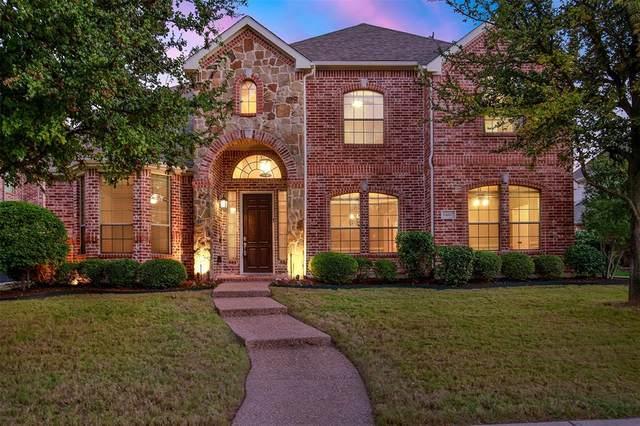 14667 Turnbridge Drive, Frisco, TX 75035 (MLS #14435587) :: The Good Home Team