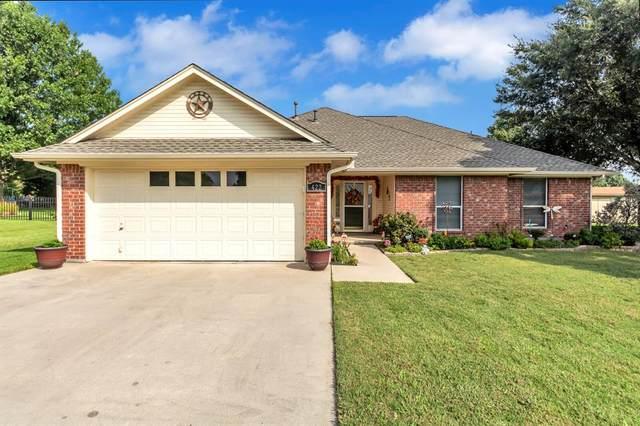 422 W 7th Street, Justin, TX 76247 (MLS #14435665) :: Justin Bassett Realty