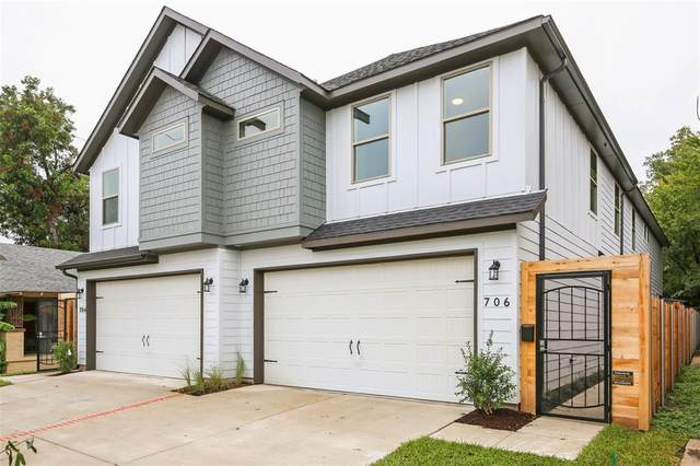 706 S Glasgow Drive, Dallas, TX 75223 (MLS #14435856) :: Potts Realty Group