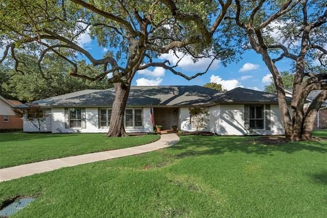 4332 Selkirk Drive W, Fort Worth, TX 76109 (MLS #14436156) :: The Mauelshagen Group