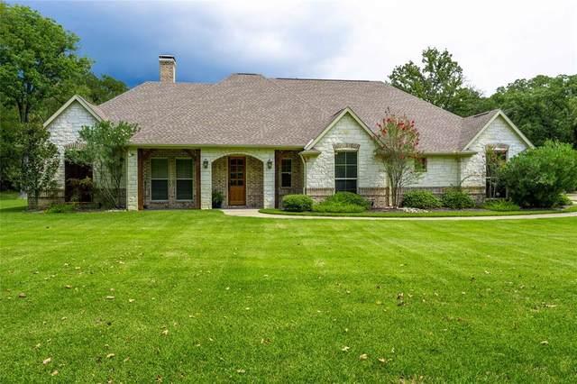 103 Lark Drive, Enchanted Oaks, TX 75156 (MLS #14436225) :: The Kimberly Davis Group