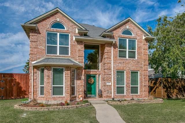 18207 Muir Circle, Dallas, TX 75287 (MLS #14436231) :: Keller Williams Realty