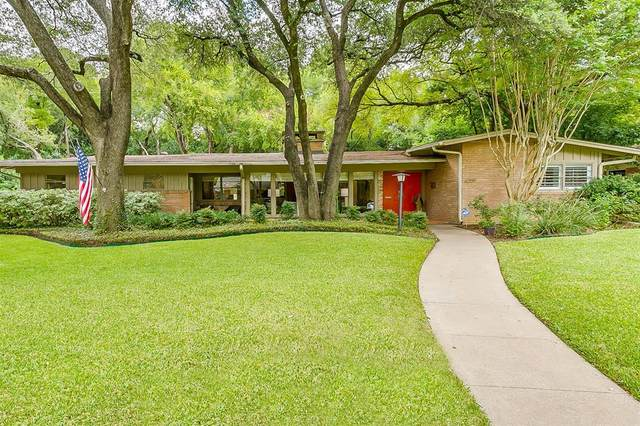 4209 Inwood Road, Fort Worth, TX 76109 (MLS #14436253) :: RE/MAX Landmark