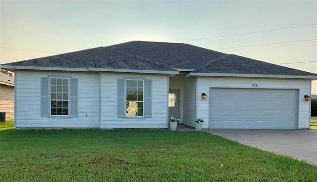 326 Schooner Road, Gun Barrel City, TX 75156 (MLS #14436562) :: The Mauelshagen Group