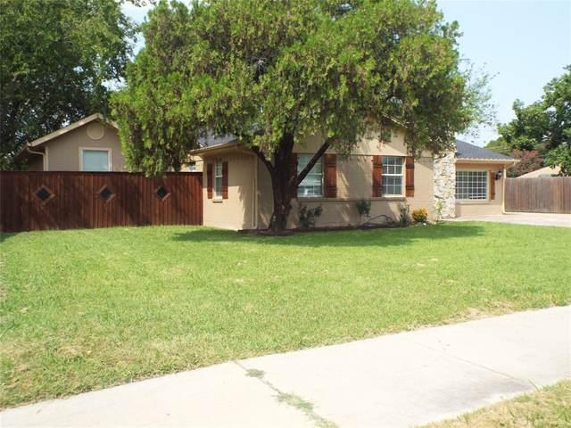2105 Narobi Place, Mesquite, TX 75149 (MLS #14436770) :: The Mauelshagen Group