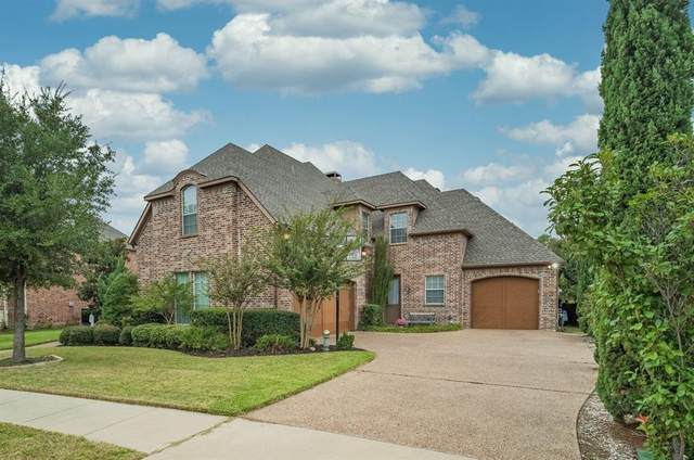 6609 Westway Drive, The Colony, TX 75056 (MLS #14436776) :: The Kimberly Davis Group