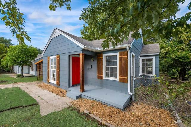 3219 Ivandell Avenue, Dallas, TX 75211 (MLS #14436826) :: Keller Williams Realty