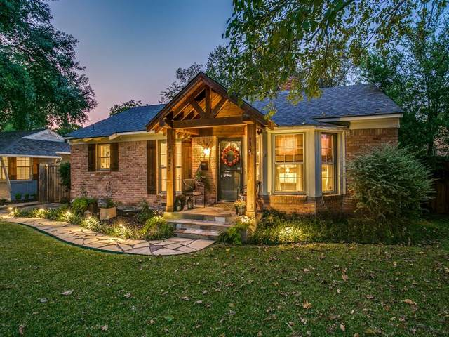 3723 Park Lane, Dallas, TX 75220 (MLS #14437117) :: Keller Williams Realty