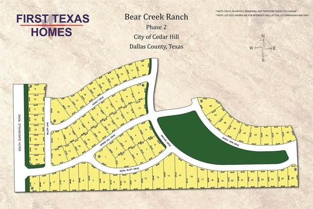 1507 Legacy Dr. Drive, Cedar Hill, TX 75104 (MLS #14437290) :: NewHomePrograms.com LLC