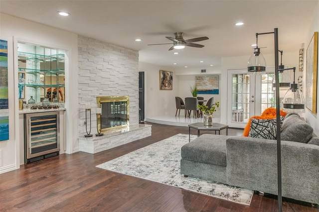 6339 Crestmont Drive, Dallas, TX 75214 (MLS #14437366) :: The Mitchell Group
