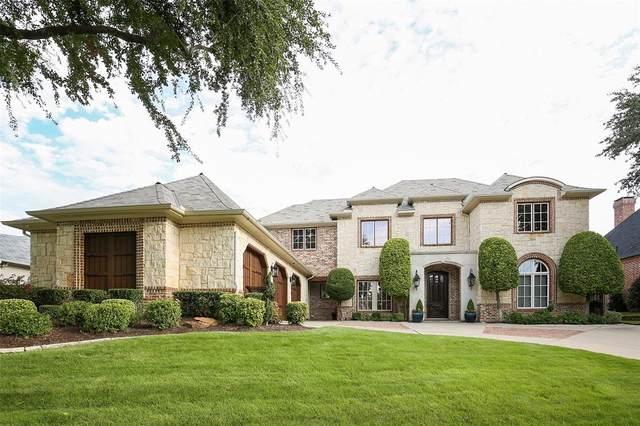 5625 Kelly Lane, Plano, TX 75093 (MLS #14437386) :: Real Estate By Design