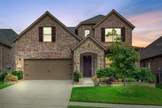 8800 Mccutchins Drive, Mckinney, TX 75070 (MLS #14437542) :: The Heyl Group at Keller Williams