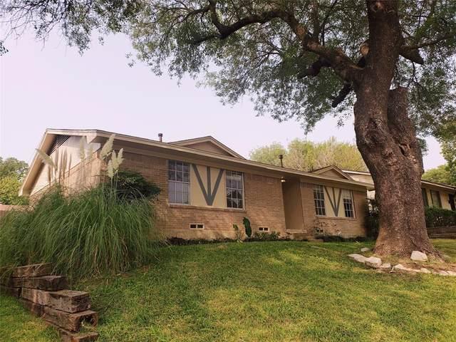 1643 Spring Lake Drive, Mesquite, TX 75149 (MLS #14437577) :: The Mauelshagen Group