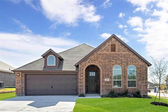 5649 Mountain Island Drive, Fort Worth, TX 76179 (MLS #14437628) :: Real Estate By Design