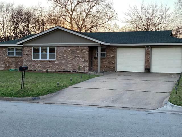 1121 Harrison Lane, Hurst, TX 76053 (MLS #14437886) :: Potts Realty Group