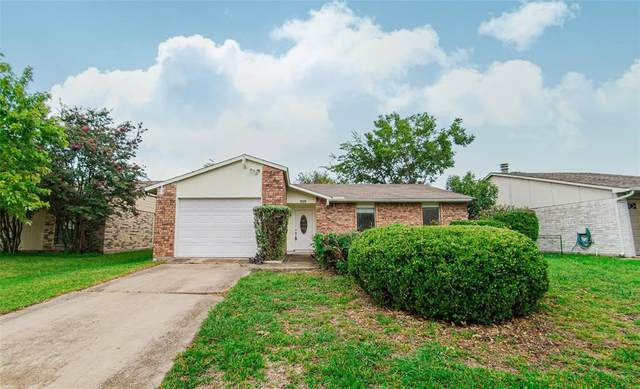 909 Sunny Slope Drive, Allen, TX 75002 (MLS #14437892) :: The Mitchell Group