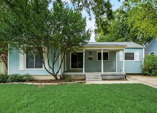 4933 Birchman Avenue, Fort Worth, TX 76107 (MLS #14438013) :: All Cities USA Realty