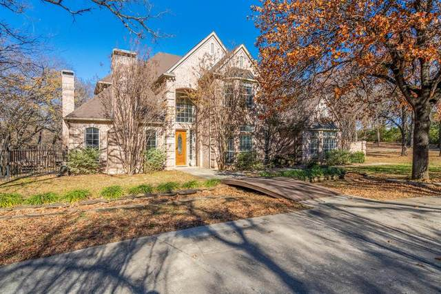 1901 E Hickory Hill Road, Argyle, TX 76226 (MLS #14438163) :: Real Estate By Design