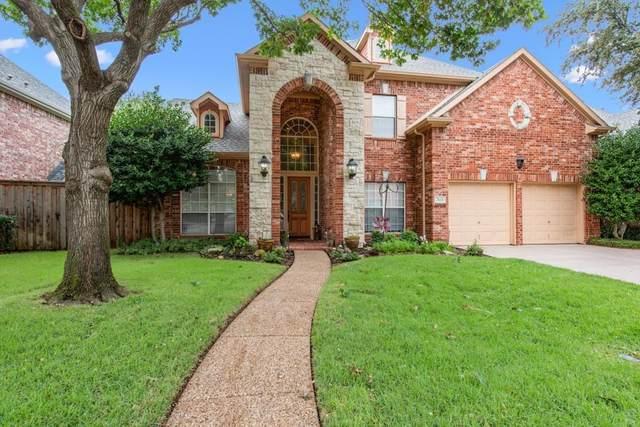 7135 Dogwood Creek Lane, Dallas, TX 75252 (MLS #14438295) :: Real Estate By Design