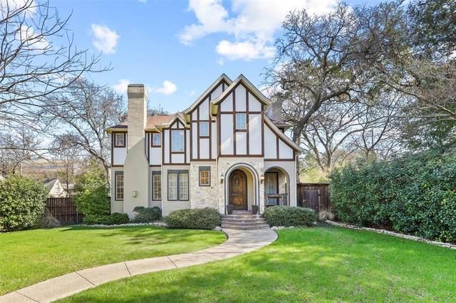 1234 Haines Avenue, Dallas, TX 75208 (MLS #14438389) :: Robbins Real Estate Group