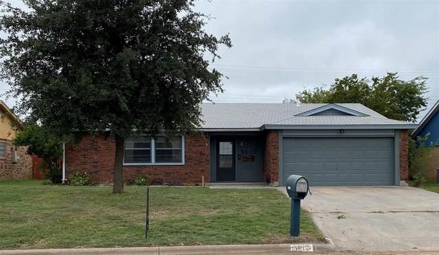 5617 Quail Run Street, Abilene, TX 79605 (MLS #14438504) :: The Chad Smith Team