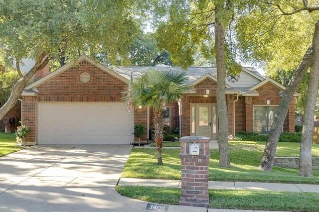 3400 Rosemary Court, Bedford, TX 76021 (MLS #14438739) :: The Mauelshagen Group