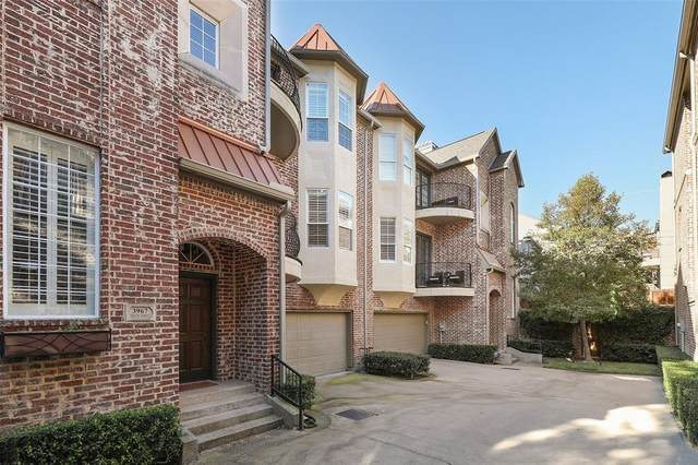 3967 Travis Street, Dallas, TX 75204 (MLS #14438752) :: The Hornburg Real Estate Group