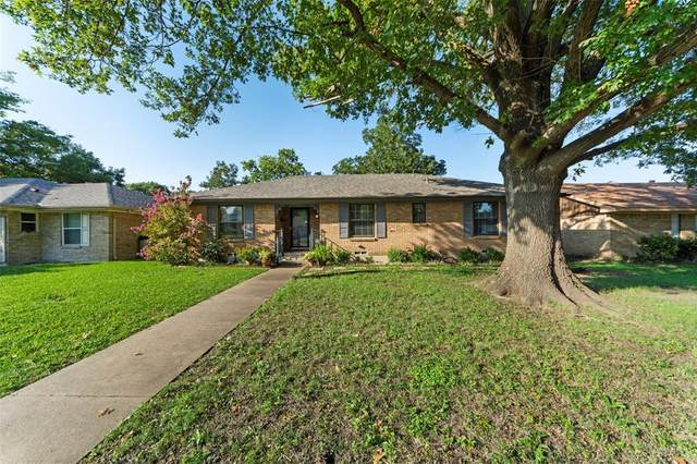 2401 17th Street, Plano, TX 75074 (MLS #14438928) :: Real Estate By Design